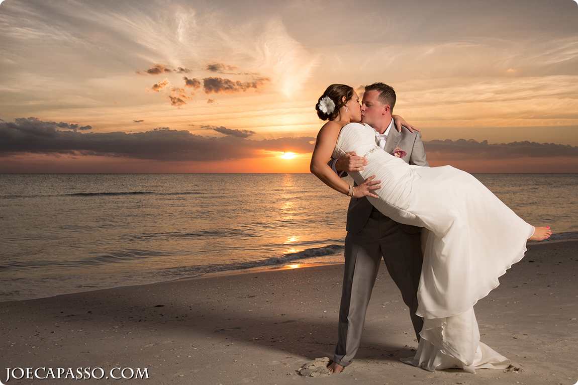 The Club At Barefoot Beach Wedding Photographer