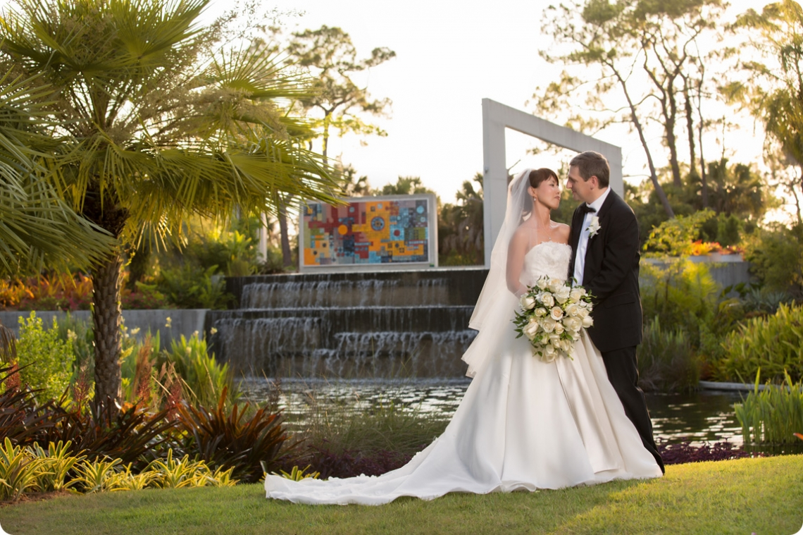Naples Wedding Photographers Naples Botanical Garden