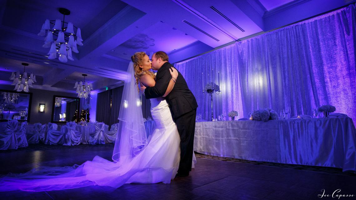naples wedding in laplaya ballroom